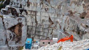 extraccion de marmol